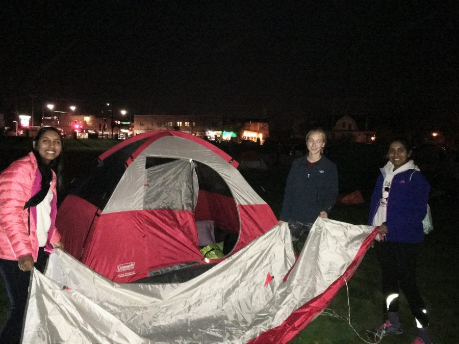 Students Join Fellow Lasallians to Fight Homelessness Featured Image.