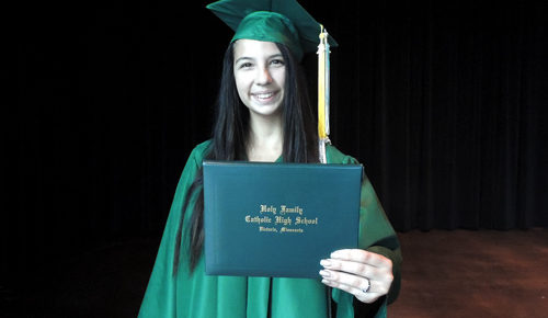 3 Reasons Holy Family Students Succeed Featured Image.