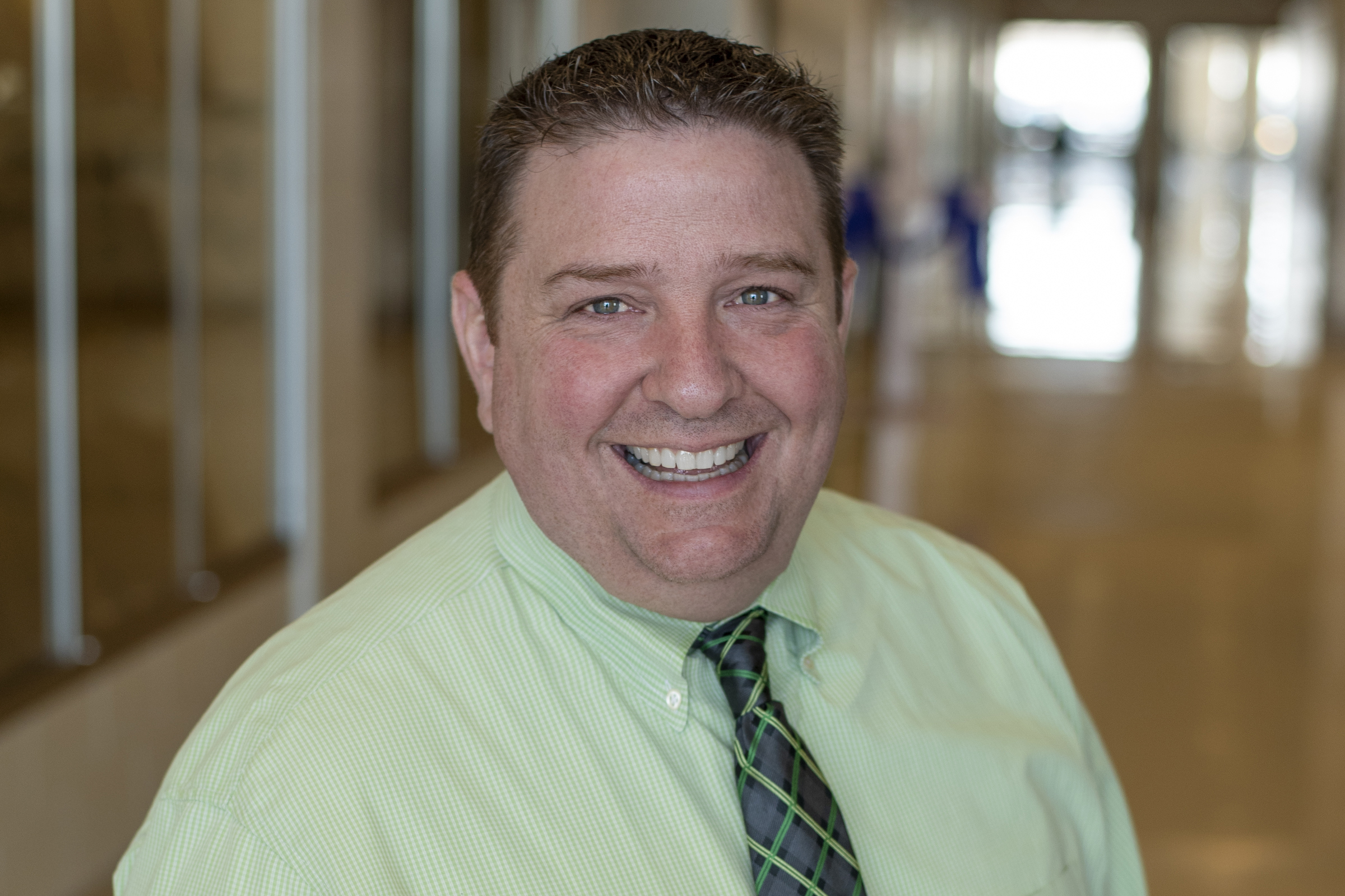 John Dols Named Holy Family's Second Principal Featured Image.